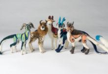 2016 -- Fantasy Creatures